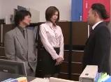 【H動画】 【アダルト動画】事務所で犯されてしまう花嫁事務所レディ