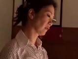 【エッチ動画】 【アダルト動画】五+路叔母さんと甥の夏