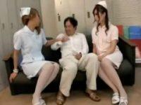 【エッチ動画】 【アダルト動画】「調子にのってんじゃねーよ☆」セクシャルハラスメント三昧な入院患者にぎゃる白衣の天使が反撃