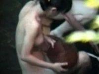 【エロ動画】 【アダルト動画】【 覗き見movie 】親族トラベルで露天BUSルームに来てるまだ幼さが残る幼い爆乳JCの裸体が素晴らしい♪♪♪