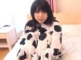 【H動画】 【アダルト動画】着ぐるみを着ためんこい妹君がお兄貴ちゃんとSEX