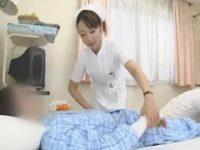 【エロ動画】 【アダルト動画】美女ナースが当たり前のように入院患者とHしイク処理を行う!!