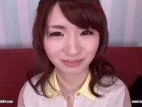 【可憐】 【アダルト動画】性格のおとなしい可憐今時ギャルが性行為ラストでガンシャされとびきりの笑顔 西川ゆい