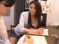 【無料エロ動画】 【アダルト動画】きゃわたん母さんに勉強頑張るかわりにHなことしてもらうけしからん我が子