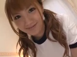 【H動画】 【アダルト動画】チャーミングブルマ女子のフレンチファックハンドサービス