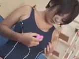 【エッチ動画】 【アダルト動画】スクールスイムスーツ女子の玩具マスターベーション