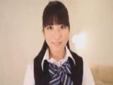 【H動画】 【アダルト動画】ピュア系の可愛らしいユニフォーム女子と着衣H