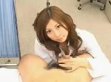 【エッチ動画】 【アダルト動画】小町娘 女医の手淫