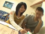 【エッチ動画】 【アダルト動画】欲求不満な派遣教師が教え子を誘引してH