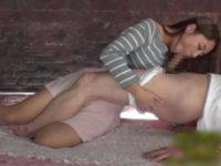 【エッチ動画】 【アダルト動画】舌でチロチロ刺激してギュッポギュッポしゃぶ込む!緩急自在の尻軽女女フェラチオテク!!河南実里