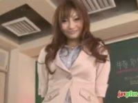 【明日花キララ】 【アダルト動画】アメとムチの差が凄まじい変態な爆乳教師・明日花キララ