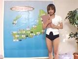 【H動画】 【アダルト動画】ブルマを履いたアナウンサーにイタズラ