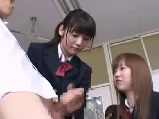 【無料エロ動画】 【アダルト動画】制服女子がタイムを止めて先生や同い年にHなイタズラ