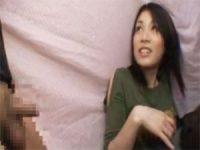 【無料エロ動画】 【アダルト動画】ニューハーフとのすまたに感じてしまうドしろーと娘