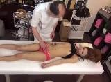 【エロ動画】 【アダルト動画】鍼灸治療院でイカされ抑止出来なくなっってしまったスマート今時ギャル