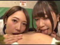 【無料エロ動画】 【アダルト動画】アバズレヒップ軽女子たちと体操着ブルマ逆4P♪♪