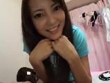 【エロ動画】 【アダルト動画】高感度なエロカワ女子が自室で真剣G行為