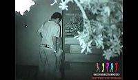 【エロ動画】 【アダルト動画】深夜の公園でイチャつくバカップルを発見したので赤外線カメラでバッチリ収録w