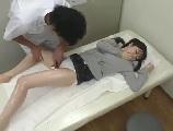 【アダルト動画】 【アダルト動画】足サロンで感じてしまい下着を濡らす脚線美美幼い模範生