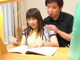 【無料エロ動画】 【アダルト動画】スイカップの教え子にイタズラしちゃう派遣教師