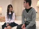 【エッチ動画】 【アダルト動画】うぶ男くんが美ロリータとの脱童貞Hで速攻撃沈
