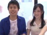 【エロ動画】 【アダルト動画】大学生がカレシのフレンドと親密度アップの過激ミッションですまたに挑戦!!