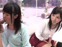 【H動画】 【アダルト動画】親友が見てる前でちんぽこをしゃぶる大学生